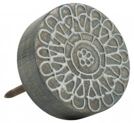 Ib Laursen knop hout - groen