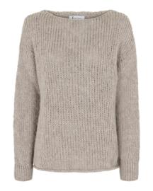 Tif Tiffy sweater - dark cloud