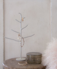 k'willem in huis boompje - zijdegrijs