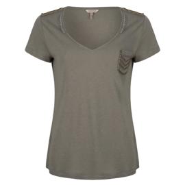 Esqualo shirt patches - groen