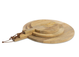 Nkuku broodplank mangohout