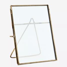 Madam Stoltz fotolijst 13x18 - antiek brass