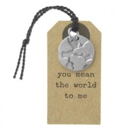 Hanger mean the world