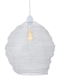 Hanglamp gaas m - wit