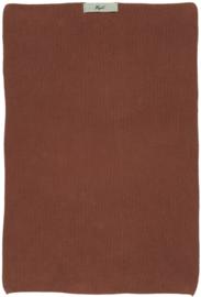 Ib Laursen handdoek - roest