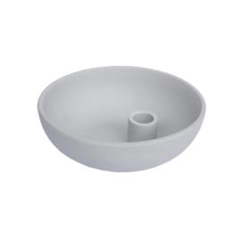 Storefactory kaarsenhouder m - lichtgrijs