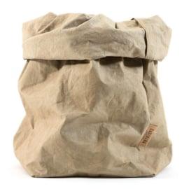 Uashmama paper bag - zand