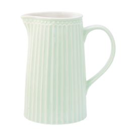 Greengate jug  - alice pale green