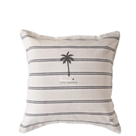 Bastion Collections kussenhoes palm - titane