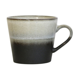 HKliving cappuccino mok - rock