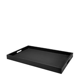 Dienblad 35x55 - zwart