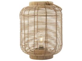 Lantaarn LED - naturel