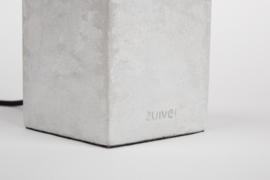 Zuiver tafellamp beton