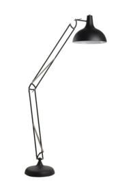 Vloerlamp - zwart