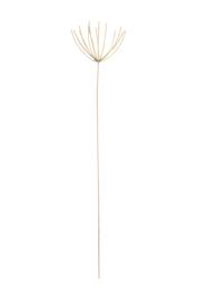 vtwonen bloem metaal l - goud