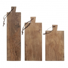 HKliving broodplank teak m