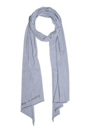 Zusss basic sjaal - grijs