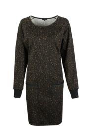 G-maxx jurk - zwart