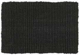 Ib Laursen deurmat - zwart