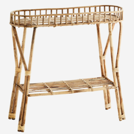 Madam Stoltz tafel bamboe