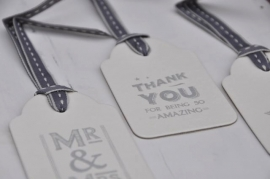Label, Mr&Mrs