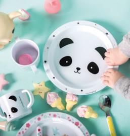 A Little Lovely Company eetset panda