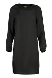 Zusss feestelijk jurkje s - zwart