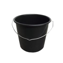 Mijn Stijl emmer 12 liter - zwart
