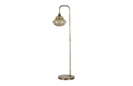 BePureHome staande obvious lamp - antiek messing