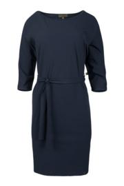 Zusss sjiek jurkje - nachtblauw