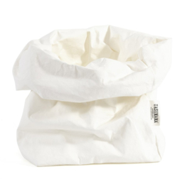 Uashmama paper bag - wit