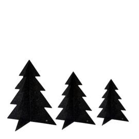Bastion Collections kerstboompjes papier