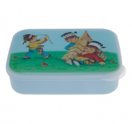 Lunchbox, indians