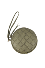 Zusss basic clutch - groen