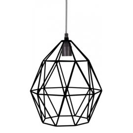 KidsDepot hanglamp wire - zwart