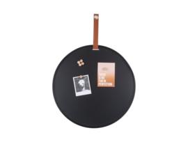 Present Time magneetbord - zwart