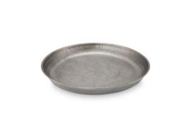 vtwonen dienblad metaal l - zilver