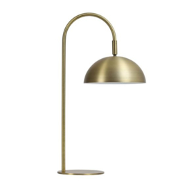 vtwonen tafellamp jupiter - antiek brons