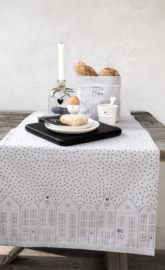 Bastion Collections beker paperlook - zwart