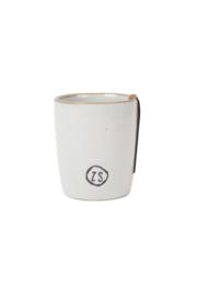 Zusss espressokop - wit