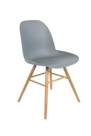 Zuiver stoel - lichtgrijs