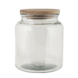 Ib Laursen voorraadpot glas m