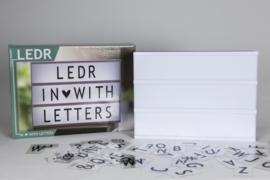 LEDR Lightbox A4