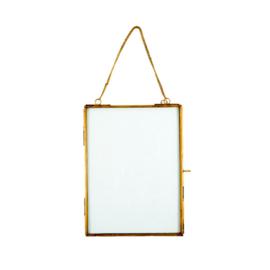 MrsBloom fotolijst metaal 15x20 - antiek goud