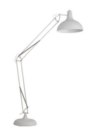 Vloerlamp - wit