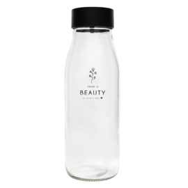 Bastion Collections fles beauty - zwart