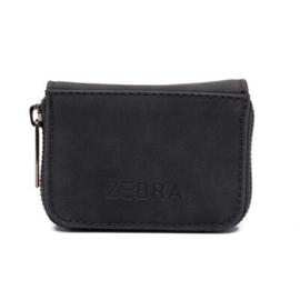 Zebra Trends portemonnee - zwart
