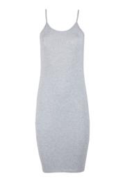 Zusss basis jurkje l/xl - grijs