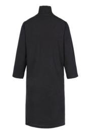 Zusss jurk met col - zwart