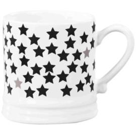 Bastion Collections mok m stars - zwart